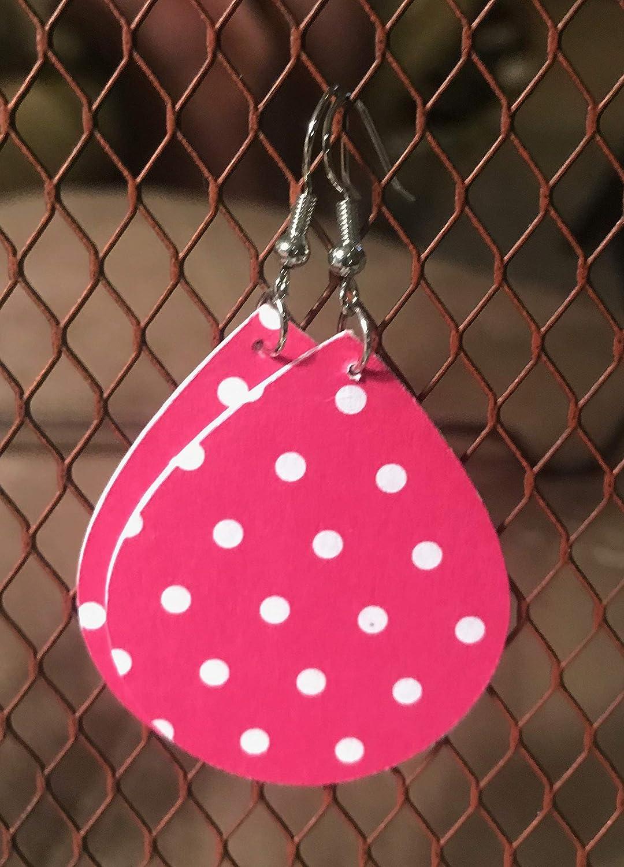 Polka Dot Earrings Set of 11