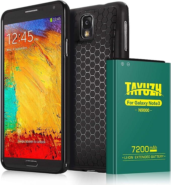 TAYUZH Note 3 - Batería de Repuesto para Samsung Galaxy Note 3 ...