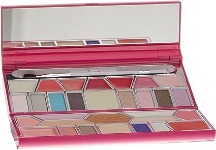 PUPA Estuche De Maquillaje Crystal Palette: Amazon.es: Belleza