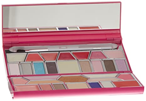 Amazon.com: Pupa Crystal Palette Small Fuchsia: Beauty