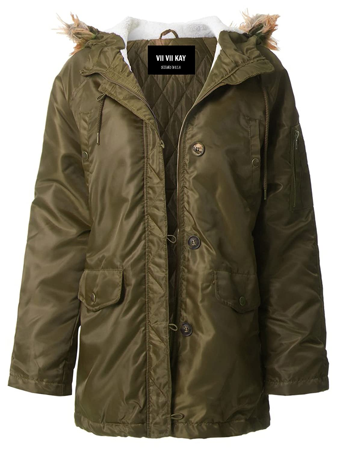 8e00108b95f9c Stay winter ready with our new sherpa fleece lilned anorak jackets    quilted padded jackets. Versatile piece for a range of weathers