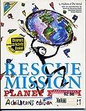 Rescue Mission, Planet Earth: Children's Edition of Agenda 21