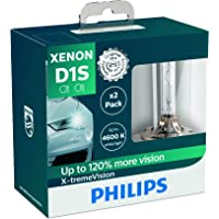 Philips Automotive Lighting 85415XVS2 Xenon Koplamp X-tremeVision D1S, Set van 2