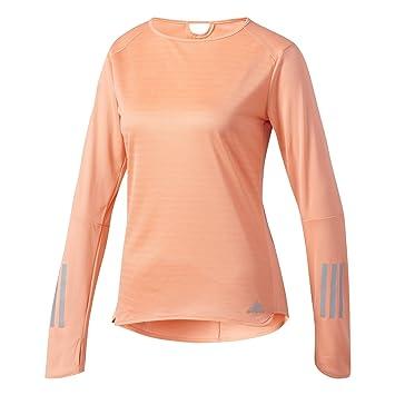 Haut À Et Loisirs Adidas Manches FemmeSports Longues Cf2033 OnN8wmv0