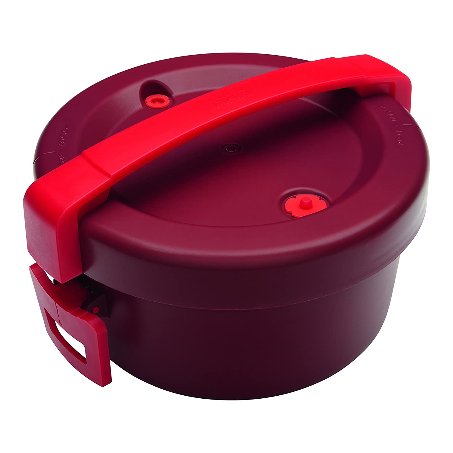 Kuhn Rikon Duromatic Micro Microwave Pressure Cooker - Red 31581