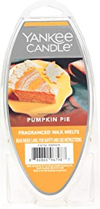 Yankee Candle Fragranced Wax Melts - 6 Count (Pumpkin Pie)