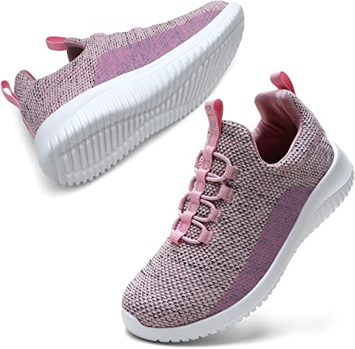 STQ Unisex Kids Trainers Slip on Sneakers: Amazon.co.uk: Shoes & Bags