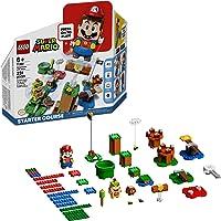 LEGO Super Mario Adventures with Mario Starter Course 71360 Building Kit, Interactive LEGO Set Featuring LEGO Mario…