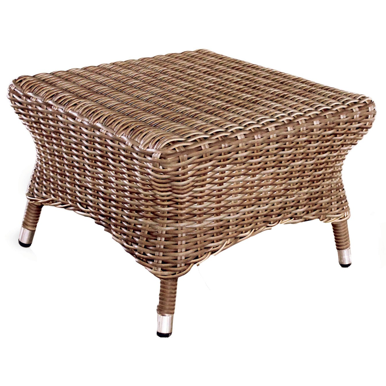 Best 41714012 side table footstool in montreal natural amazon co uk garden outdoors
