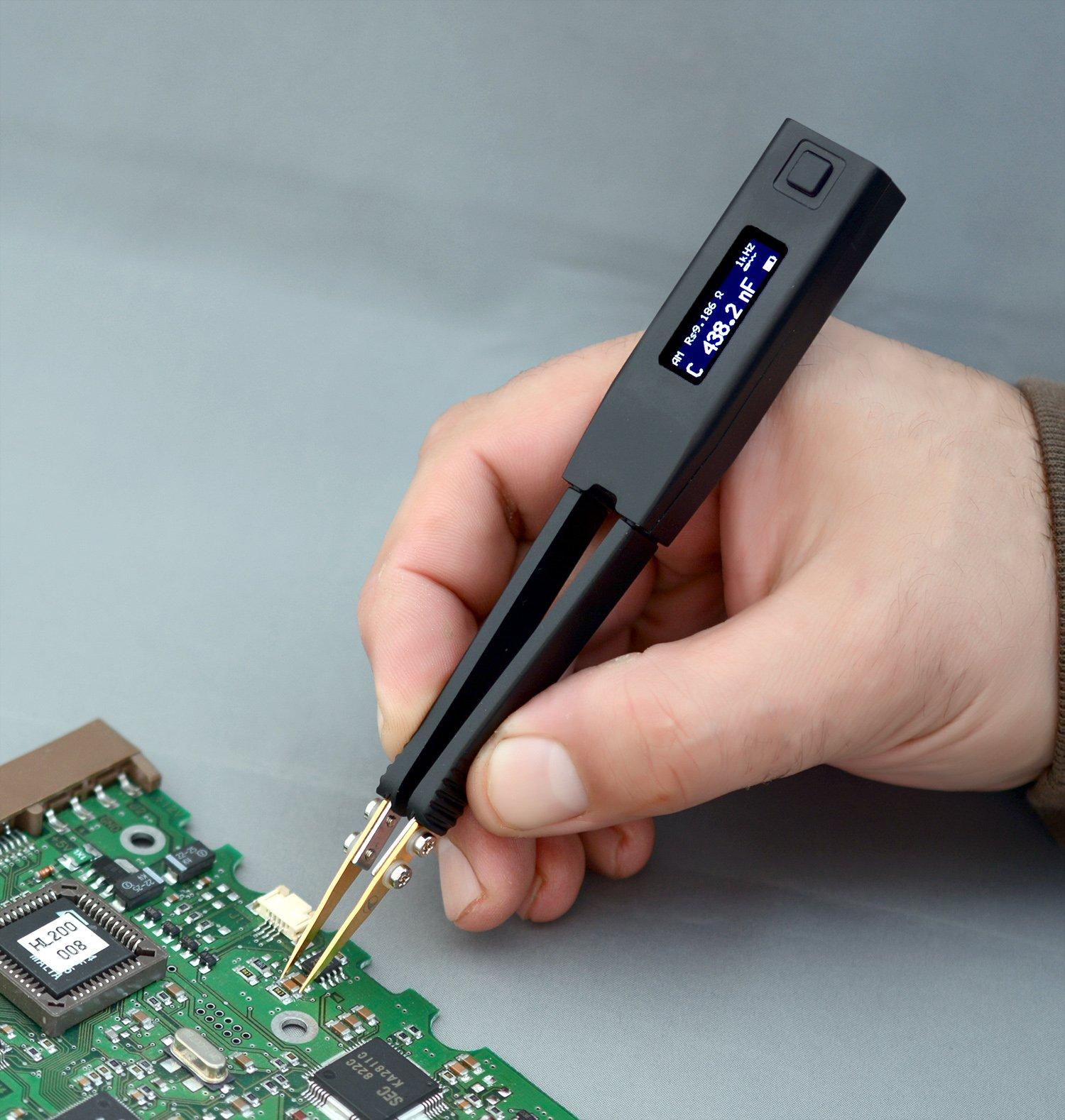 Smart Tweezers ST5-S Professional LCR Meter / ESR Meter