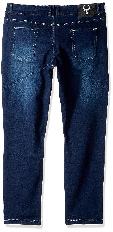 1.02E+11 Bull-it SR4 Flex Covec Mens Reinforced Jeans Blue, 32L x 46W