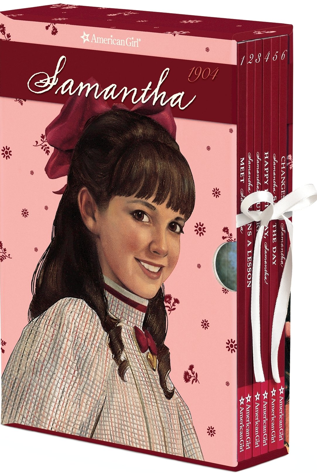 Samantha Boxed Set With Game (american Girl): Valerie Tripp, Dan Andreasen:  9781593697914: Amazon: Books