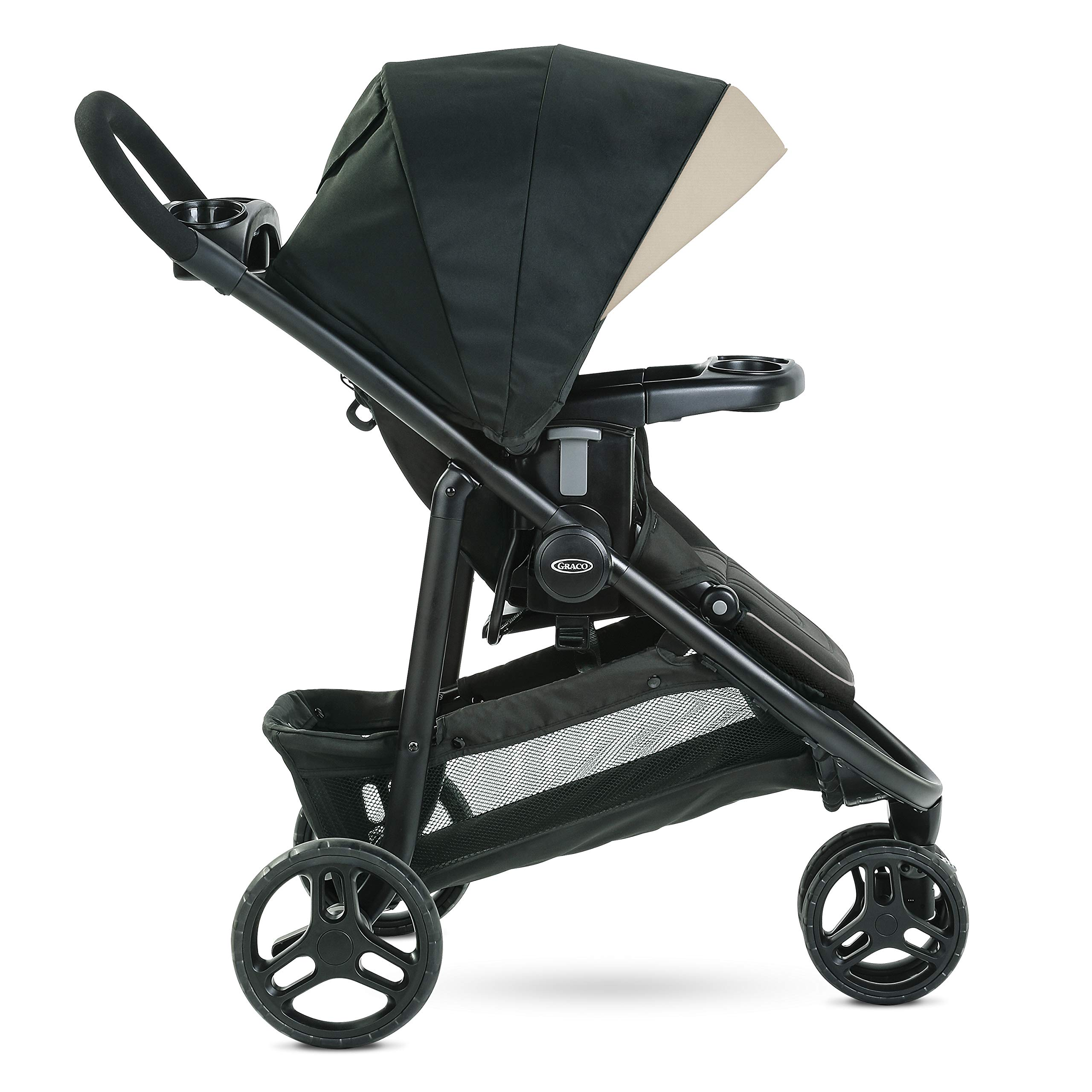 Graco Modes 3 Lite DLX Stroller, Includes Reversible Seat, Pierce by Graco