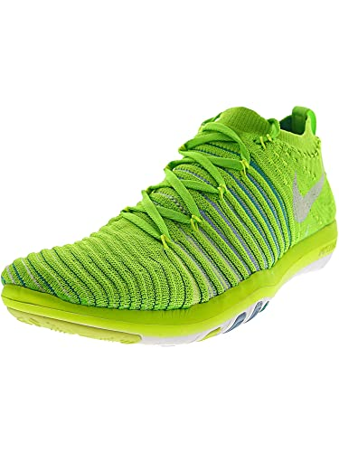 sale retailer ca618 1620d Nike Women s Free Transform Flyknit Running Shoe (7 B(M) US, Electric