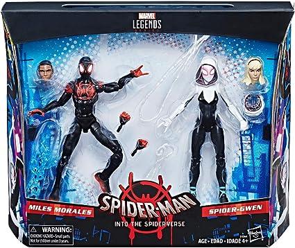 """Into the Spider-Verse ~ 6/"""" SPIDER-GWEN Spider-Man GHOST SPIDER ACTION FIGURE"""