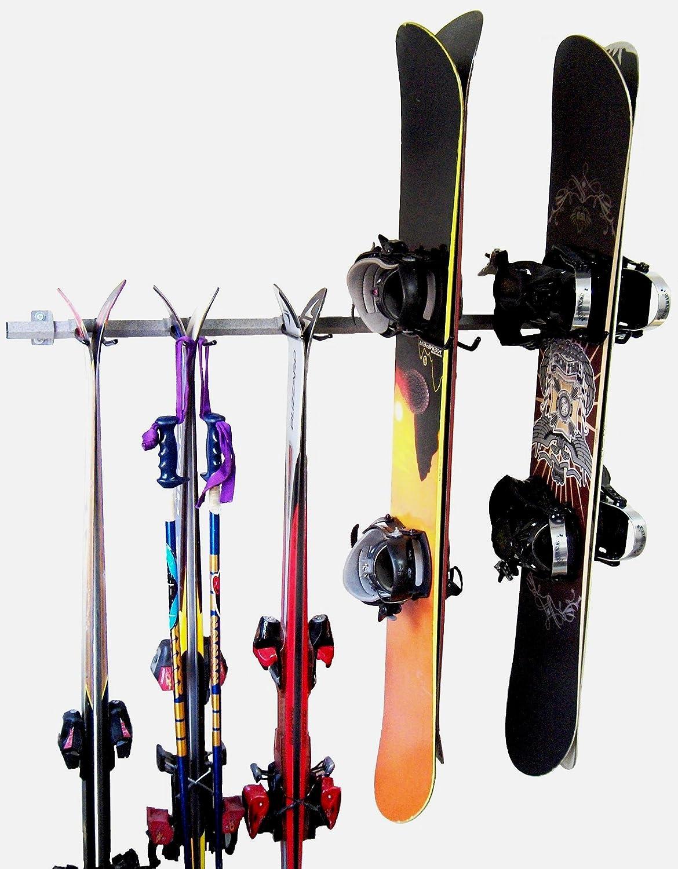 Monkey Bars Ski and Snowboard Rack Monkey Bar Storage 3007