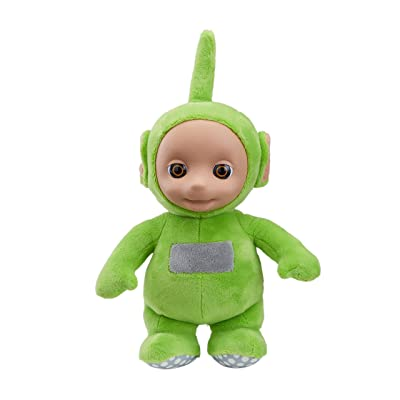 Teletubbies Talking Dipsy Soft Toy (Green): Toys & Games [5Bkhe2002493]