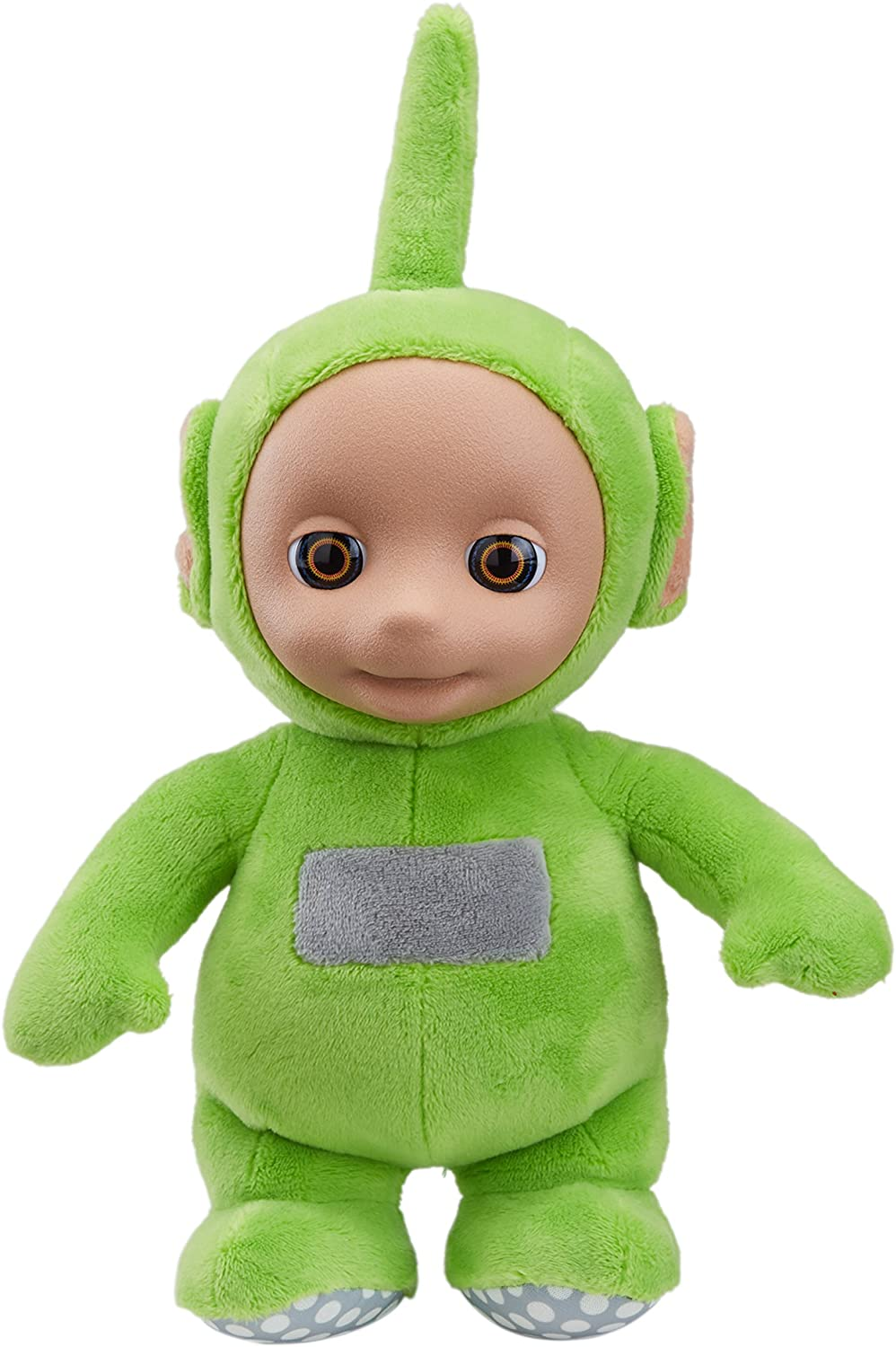 **TELETUBBIES 1996 CLASSIC  DIPSY CHANGING PICTURE TUMMY SOFT TOY** TINKY PO LAA