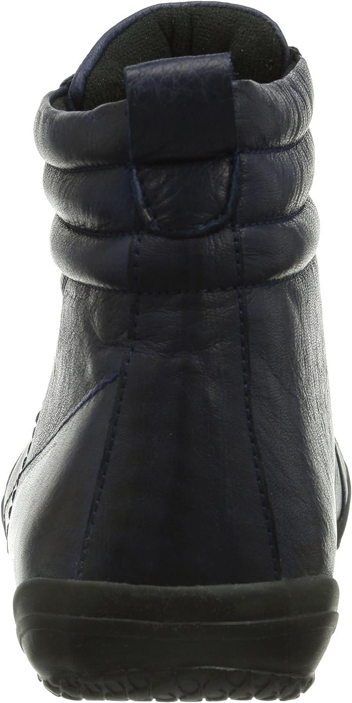 Andrea Conti 0348502168 Damen Hohe Sneakers Blau Navy