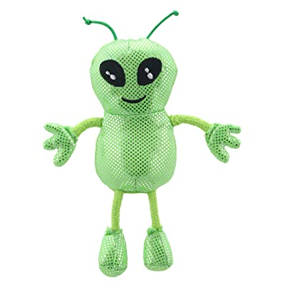 The Puppet Company Finger Puppets - Alien: Toys & Games