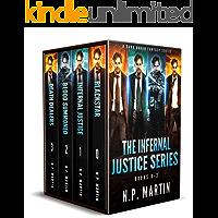 Infernal Justice Books 0-3: A Dark Urban Fantasy Boxset (Infernal Justice Boxsets Book 1) book cover