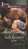 Lord Havelock's List (Harlequin Historical Book 1200)