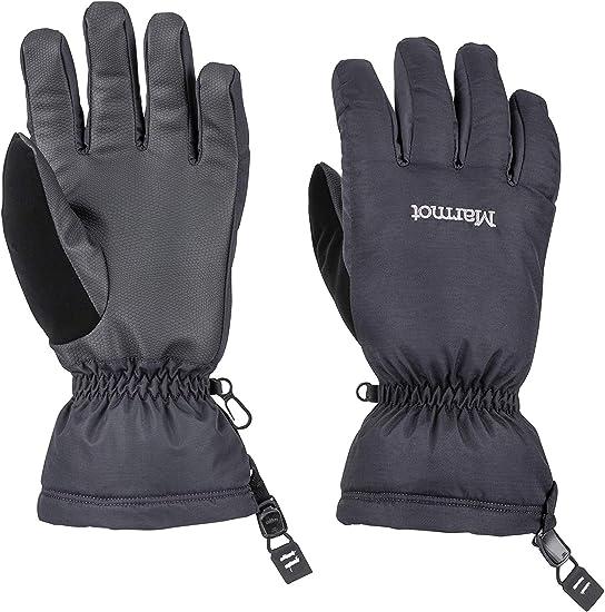 Impermeabili Guanti da Sci e Snowboard Rigidi Marmot Girls Glade Glove Resistenti al Vento