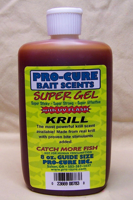 Pro-Cure Krill Super Gel, 8 Ounce