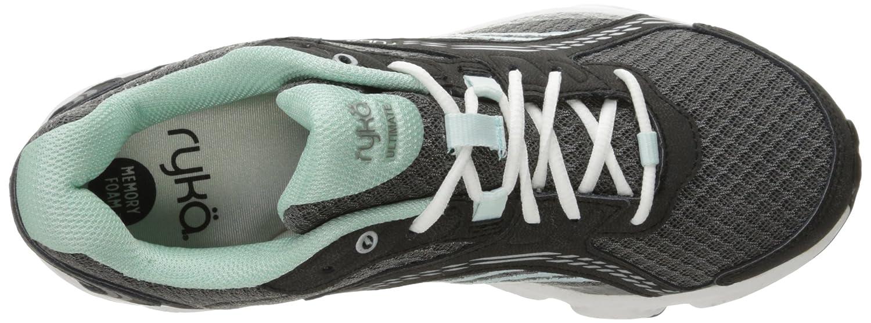 Ryka Women's Ultimate Running Shoe B01MYGHUBO 9.5 B(M) US Grey/Black