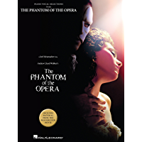 The Phantom of the Opera - Movie Selections Songbook book cover
