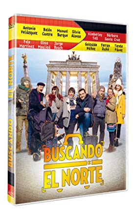 Amazon.com: Buscando El Norte - Temporada 1 [Non-usa Format ...