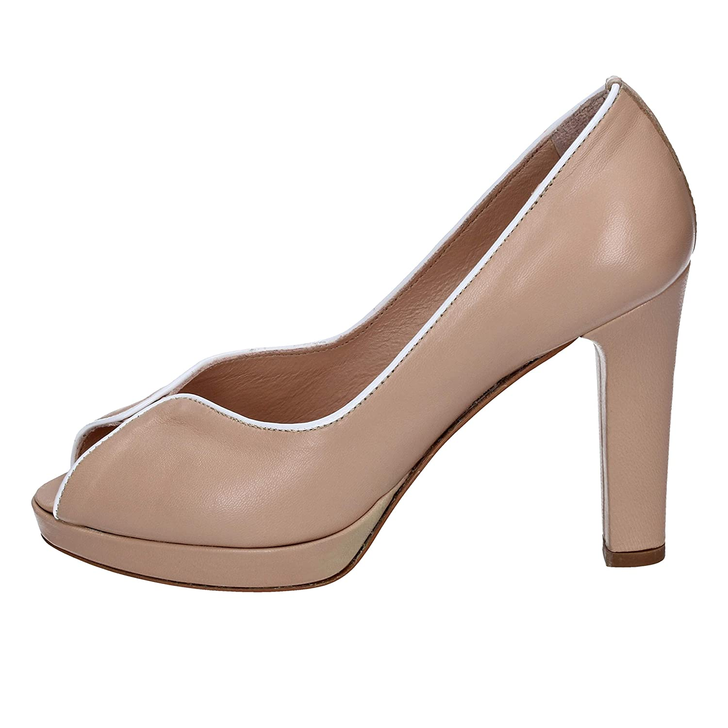 CLOE Pumps Damen Synthetisches Leder beige