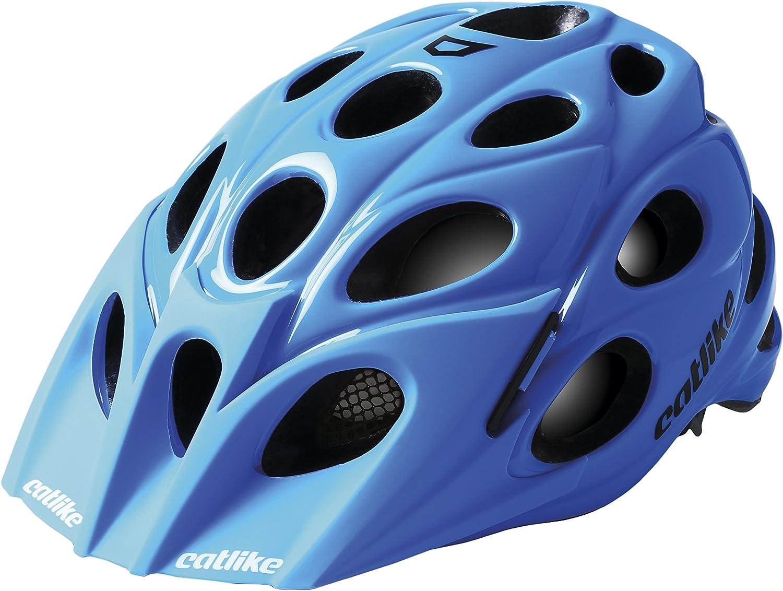 Catlike Leaf Casco de Ciclismo, Unisex Adulto, Azul, M (54-57 cm ...