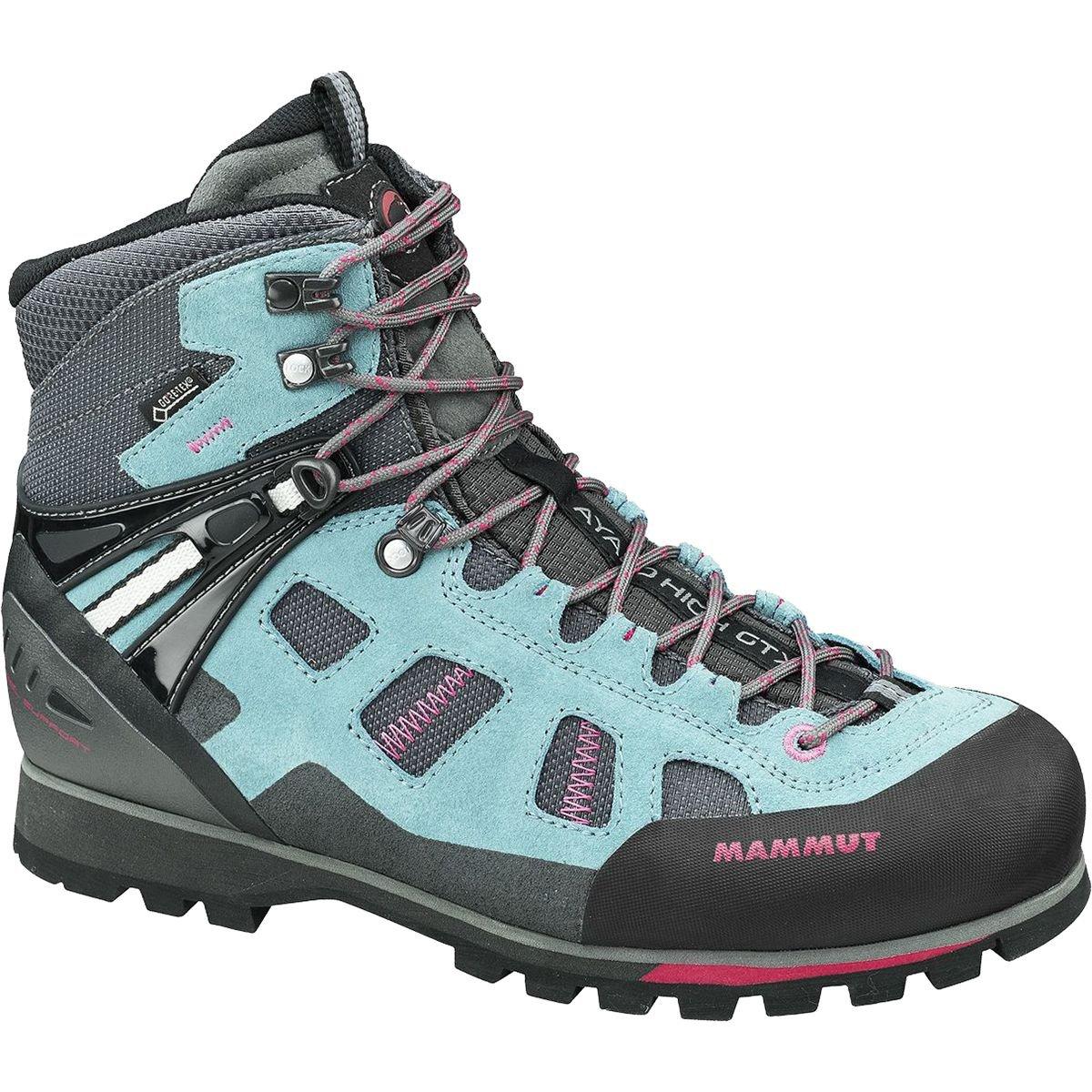 (マムート) Mammut Ayako High GTX Backpacking Boot - Women'sレディース バックパック リュック Dark Air/Magenta [並行輸入品] B0767KVMRS  9