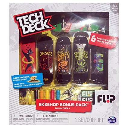 Buy Tech Deck Sk8 Shop Bonus Pack Flip Online at Low Prices in India -  Amazon.in 575b2805d33