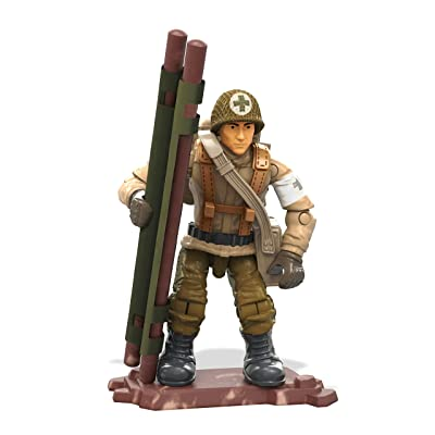 Mega Construx Call Of Duty Combat Medic: Toys & Games