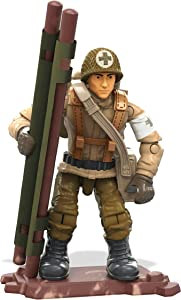 Mega Construx Call Of Duty Combat Medic