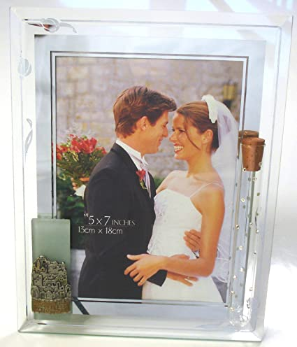 Wedding Picture Frame Jewish Wedding Holds Shards Of Broken