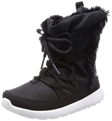 best service 9a602 21f93 Amazon.com | Nike Kids Roshe One Hi Flash (PSV) Boot | Boots