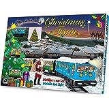 PEQUETREN Tren de Navidad con circuito de 2.9 m (200)