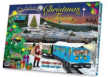 PEQUETREN - Tren de Navidad con Circuito de 2.9 m (200)
