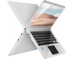 "LincPlus 14"" Laptop Computer Intel Celeron N3350 Processor,4GB RAM 64GB eMMC Storage Upgradeable Portable Lightweight Mini Ul"
