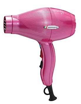 Gamma Piu E-Tc Light - Secador 2100W, color rosa: Amazon.es: Salud y cuidado personal