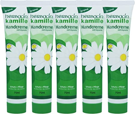 Herbacin Glycerine Hand Cream (20 Milliliter)