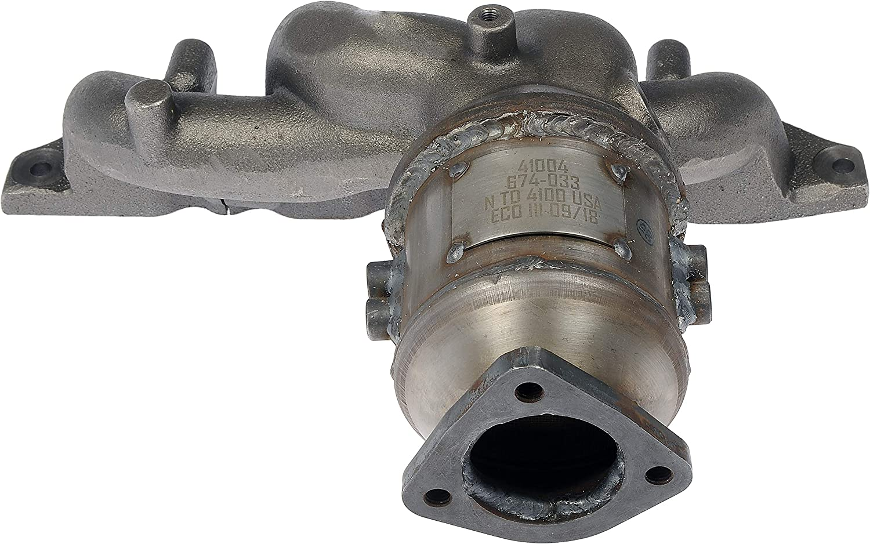Non-CARB Compliant Dorman 674-033 Front Manifold Converter for Select Kia Models