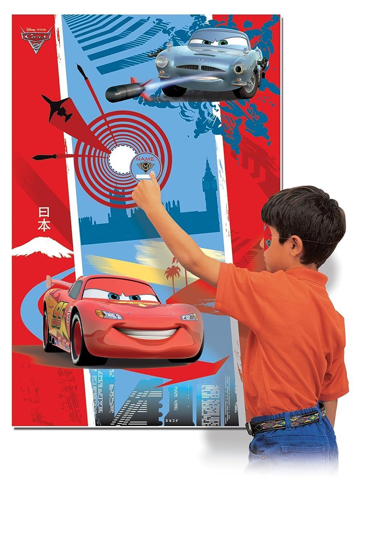 Amscan Cars 2 juego partido