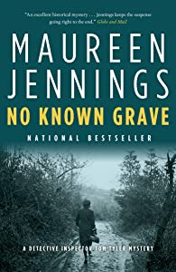 No Known Grave (Detective Inspector Tom Tyler Mystery Book 3)