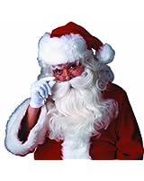 Forum Deluxe Santa Wig and Beard Set