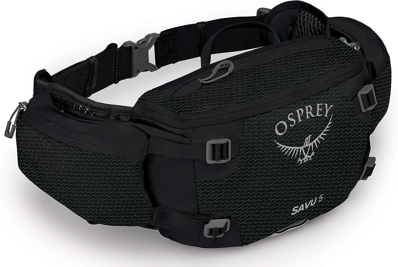 Osprey Savu 5, Black, One Size
