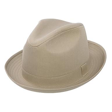 0adb035d20429c Stetson & Dobbs DCANDE-3120 Men's Andes Rain Hat, British - XL at ...